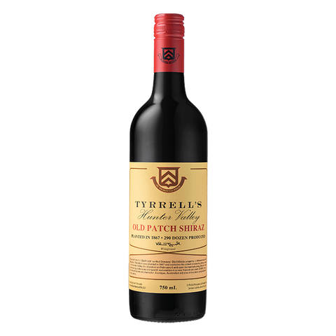 Tyrrell's Old Patch Shiraz