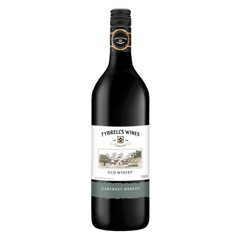 Tyrrell's Old Winery Cabernet Merlot