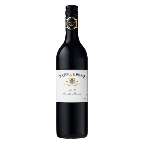 Tyrrell's Winemaker's Selection Vat 9 Hunter Shiraz