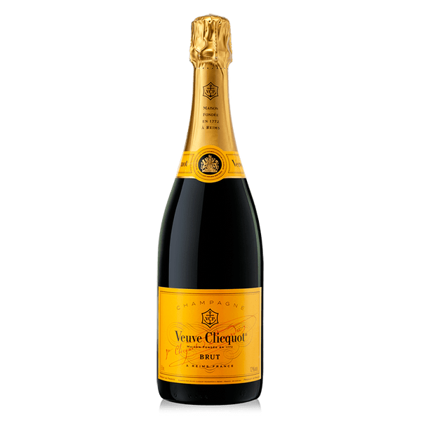 Veuve Clicquot Yellow Label Brut Champagne NV