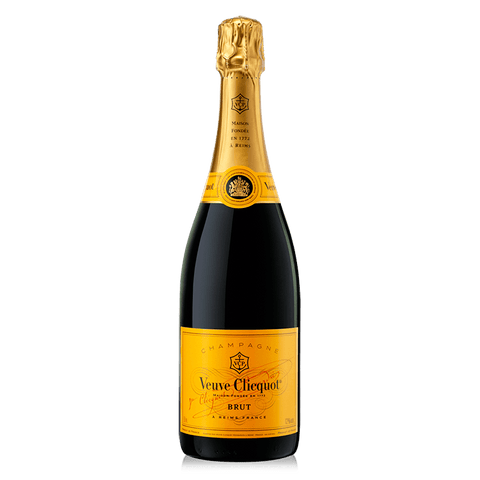 Veuve Clicquot Ponsardin Yellow Label Brut Champagne NV