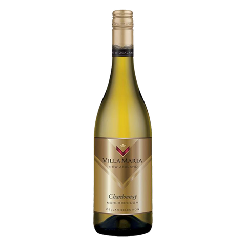 Villa Maria Cellar Selection Marlborough Chardonnay