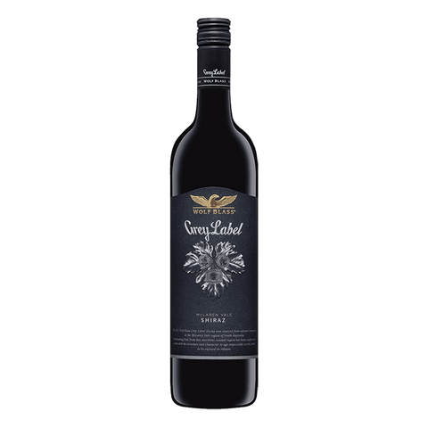 Wolf Blass Grey Label McLaren Vale Shiraz
