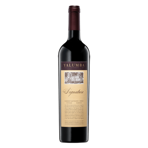 Yalumba The Signature Cabernet Sauvignon & Shiraz