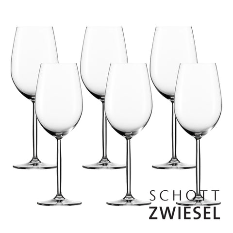 Schott Zwiesel Diva Bordeaux Goblet Glass (Set of 6)