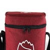 Freshore Insulated Portable Dual Wine Bag - Gray