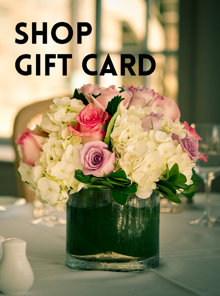 Flower Plus Gift Cards