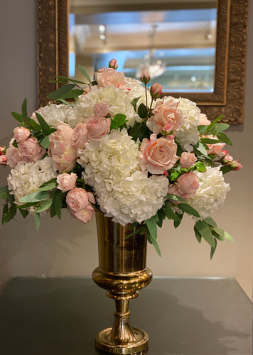 S20 -Elegant Foyer Arrangement - Flowerplustoronto