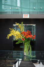 Load image into Gallery viewer, S41 - Modern Exotic Arrangement for Foyer Console - Flowerplustoronto