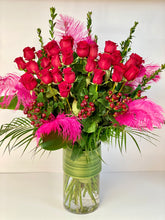 Load image into Gallery viewer, F42 -  My One and Only - Classic Rose Arrangement (36 Roses) - Flowerplustoronto