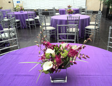 Load image into Gallery viewer, E13 - Purple Orchids and White Callas Centerpieces - Flowerplustoronto