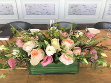 Load image into Gallery viewer, E49 - Shades of Pinks, Peaches and Whites Table Centerpieces - Series Design - Flowerplustoronto