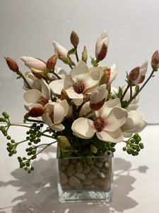 S39 - Magnolia Arrangement - Flowerplustoronto