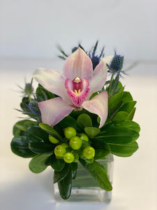 F2 - Cymbidium Arrangement - Flowerplustoronto