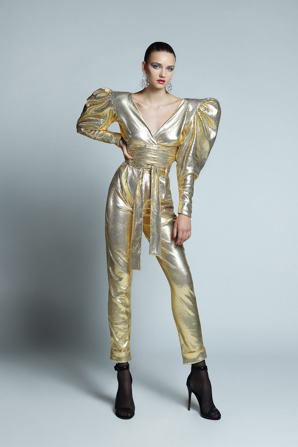 GOLDEN PANTS