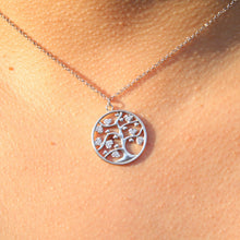Load image into Gallery viewer, Family Tree of Life Necklace