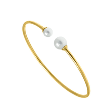 Load image into Gallery viewer, White Pearl Bracelet