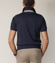 Load image into Gallery viewer, Knit Polo-109L04