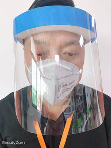 Face Shields individually wrapped