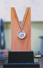 Load image into Gallery viewer, 'Sixpence' Coin pendant