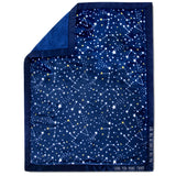 "Wendy Bellissimo Plush Celestial ""Love You More Than the Stars"" Baby Blanket"