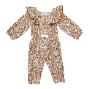 Baby Essentials Baby Girl Printed Romper