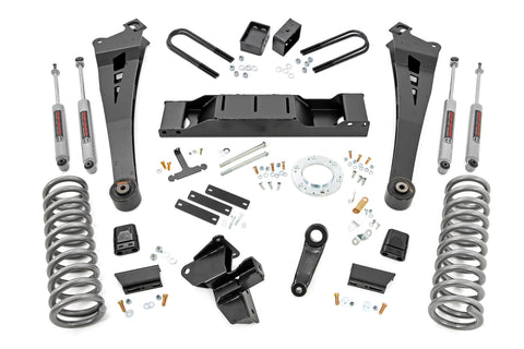 5in Dodge Radius Arm Suspension Lift Kit (19-20 Ram 3500 4WD | Diesel)