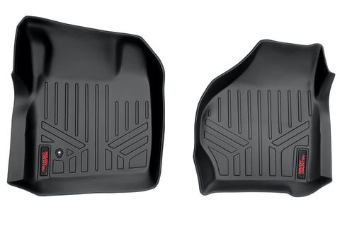 Heavy Duty Floor Mats [Front] - (99-07 Ford Super Duty Crew Cab)