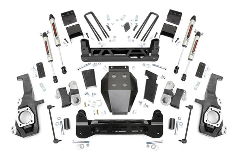 5in GM NTD Suspension Lift Kit | V2 (2020 2500HD)