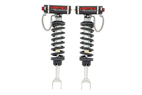 Dodge Front Adjustable Vertex Coilovers (12-18 Ram 1500 | for 6in Lifts)