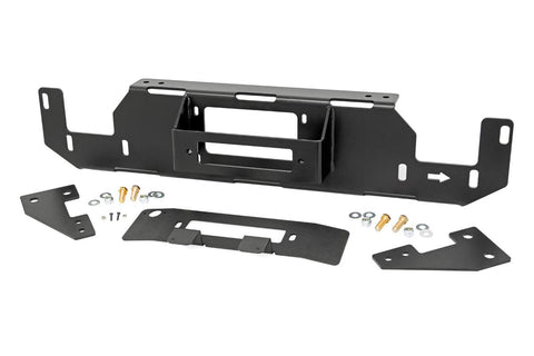 Ford Hidden Winch Mounting Plate (15-20 F-150 | V8)