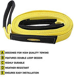 Smittybilt TOW STRAP - 2IN X 20FT - 20,000 LB. RATING - CC220