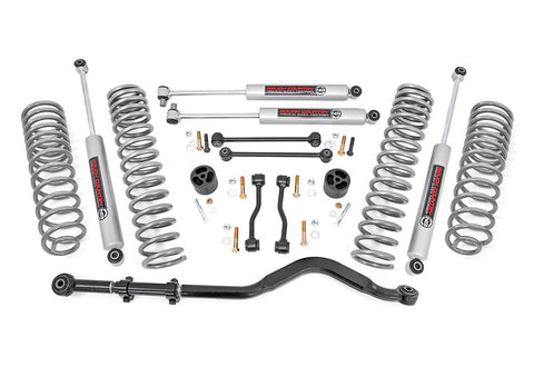 3.5in Jeep Suspension Lift Kit | Coil Springs (2020 Gladiator)