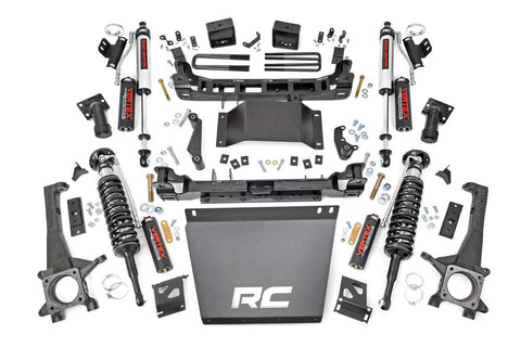 6in Toyota Suspension Lift Kit w/ Vertex Shocks (05-15 Tacoma 4WD/2WD)