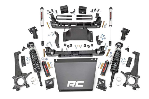 6in Toyota Suspension Lift Kit w/ Vertex Coilovers and V2 Shocks (16-20 Tacoma 4WD/2WD)