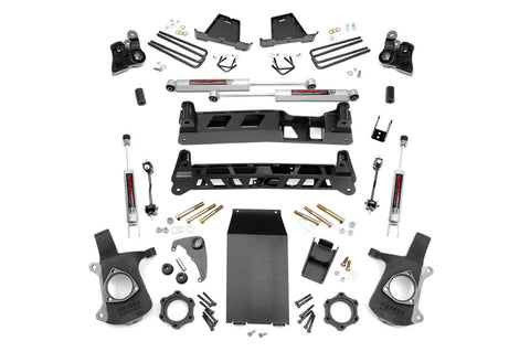 6in GM NTD Suspension Lift Kit (99-06 1500 PU 4WD)