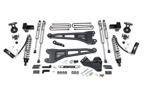"BDS 4"" Coilover Radius Arm Lift Kit 