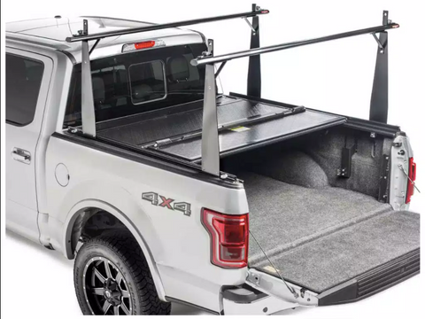 "2012 Ford F250 6'90"" Bed BAKFlip CS Tonneau F1 Cover & Rack"