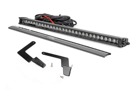 Toyota 30-inch Cree LED Bumper Kit | Black Series w/ Cool White DRL  (16-19 Tacoma)