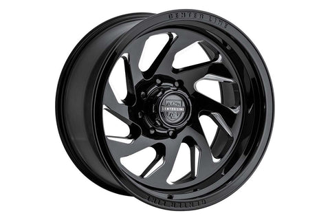 Centerline 847BM LT7 Wheel, 22X10 (8x6.50)