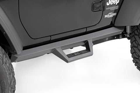 Jeep Contoured Drop Steps (18-20 Wrangler JL | 2-Door)