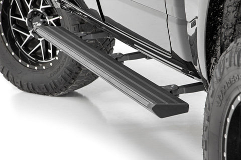 Dodge Retract Electric Running Board Steps (19-20 Ram 1500 Crew Cab)