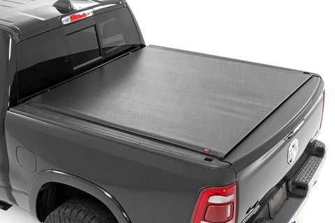 "Ram Soft Roll-Up Bed Cover (19-21 Ram 1500 - 5' 5"" Bed)"