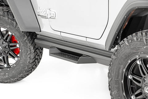 Jeep DS2 Drop Steps (18-20 Wrangler JL | 2-Door)