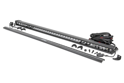 40-inch Cree LED Light Bar - (Single Row | Black Series)