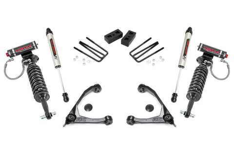 3.5in GM Suspension Lift Kit w/ Vertex and V2 Shocks (07-16 1500 PU 2WD)