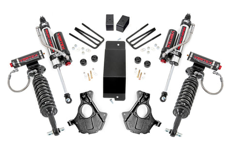 3.5in GM Suspension Lift | Knuckle Kit w/Vetex (07-13 1500 PU 4wd | Cast Steel)