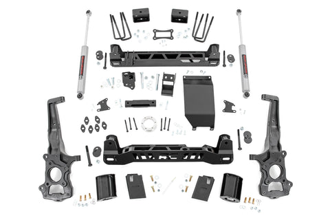 6in Ford Suspension Lift Kit (19-20 Ranger 4WD)