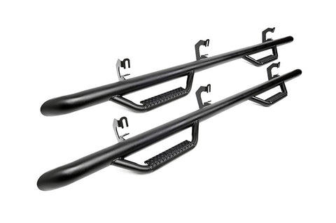 Dodge Cab Length Nerf Steps (19-20 Ram 2500/3500 Crew Cab)