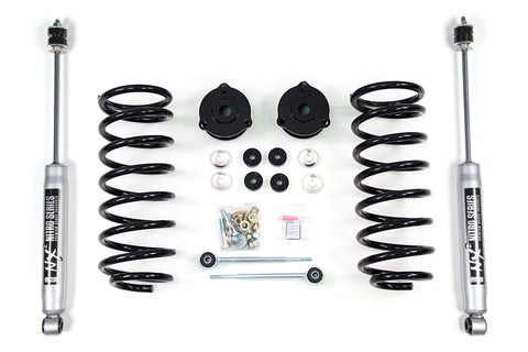 "BDS 3"" Strut Spacer Lift Kit 2010-2018 Toyota 4Runner 4WD (Base Kit)"